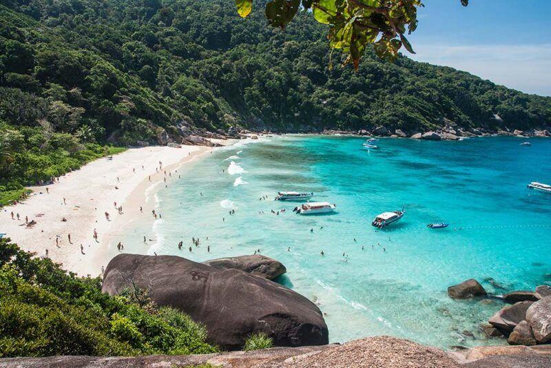 Quando visitare la Thailandia e le spiagge
