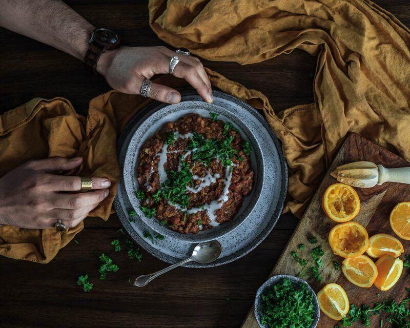 Consigli e sicurezza del cibo indiano