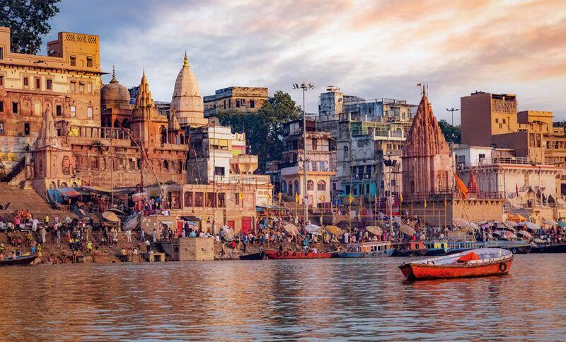 Come viaggiare sicuri in India e Varanasi