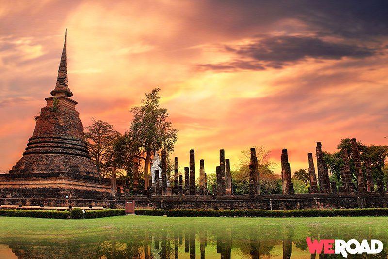 Dove andare in Thailandia Ayutthaya