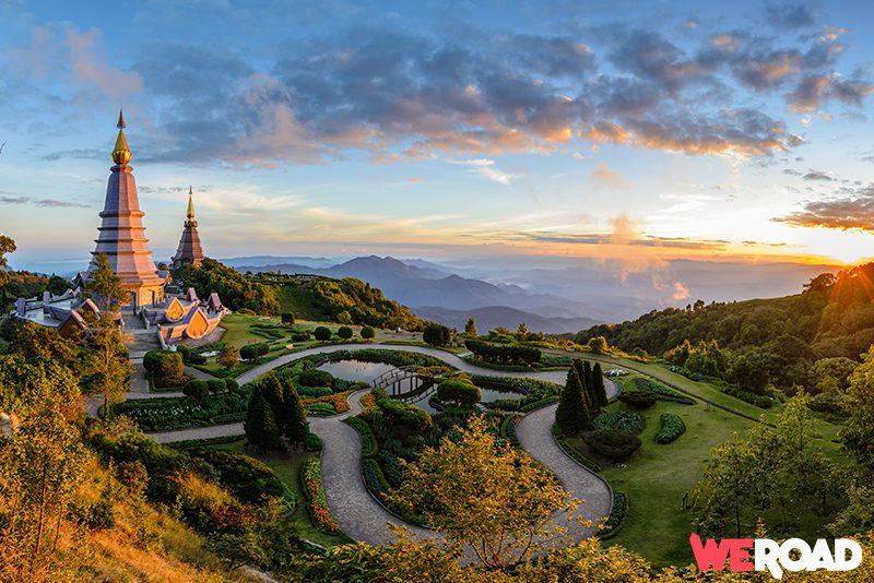 Dove andare in Thailandia Parco nazionale a Chiang Mai