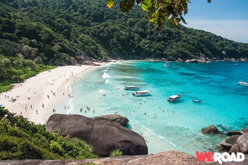 Dove andare in Thailandia isole, spiagge e mare cristallino