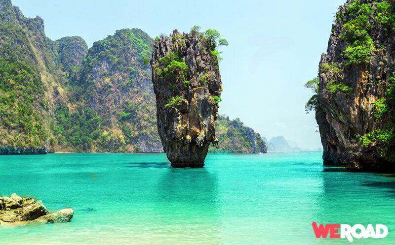 Cosa vedere in Thailandia Isole e spiagge