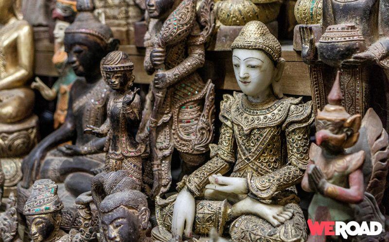 Cosa vedere al mercato Chatuchak in Thailandia