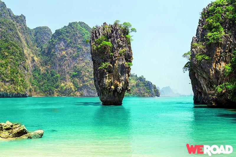 Dove andare in Thailandia isole Phuket e spiagge
