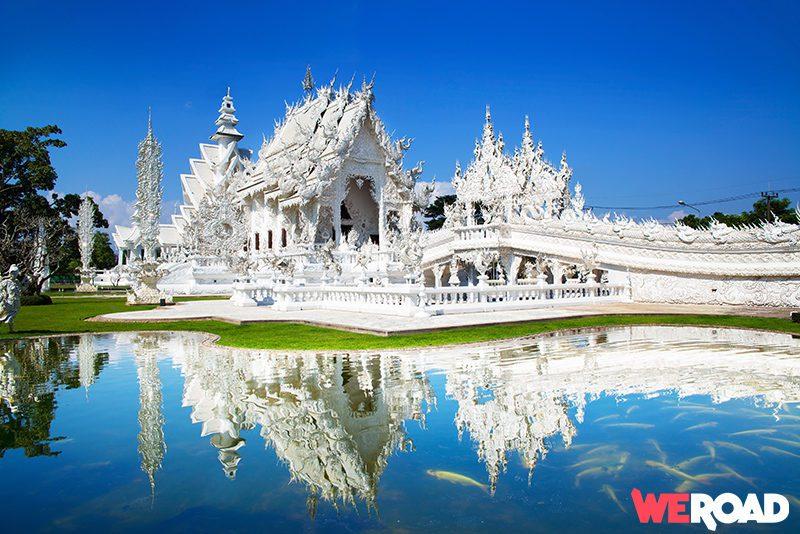 Dove andare in Thailandia Tempio bianco Chiang Rai