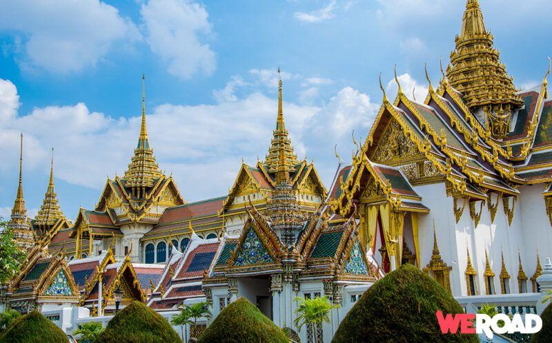 Visita il Grande palazzo reale a Bangkok