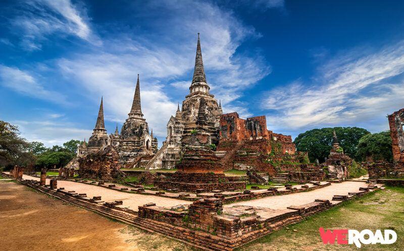 Cosa vedere in Thailandia Parco Ayutthaya