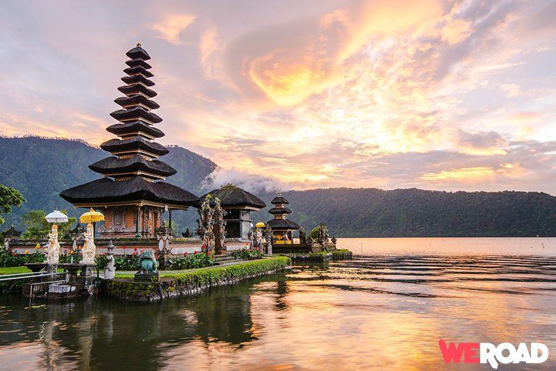 Tour a Bali al tempio Ulun Danu Beratan