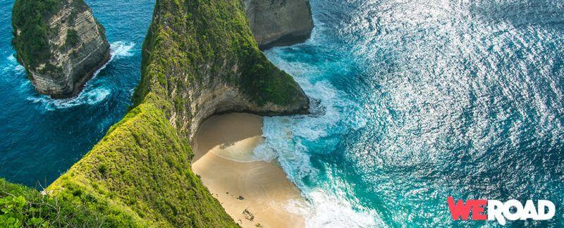 Tour in Indonesia - Nusa Penida spiaggia e mare