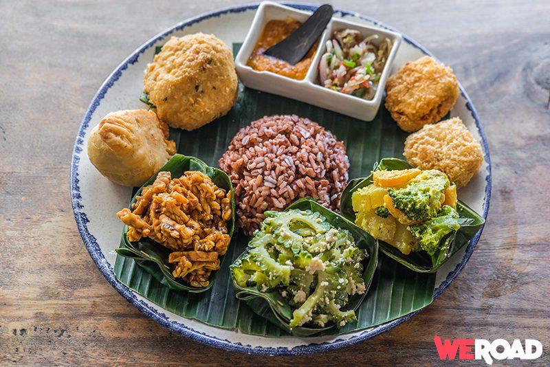 Dove andare ad Ubud per assaggiare piatti tipici balinesi