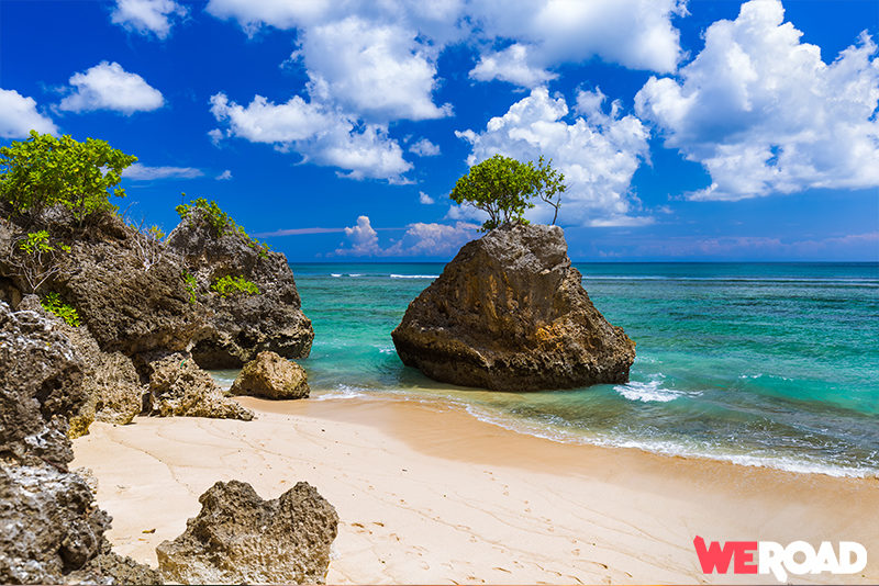 Bali tour - spiaggia Bingin