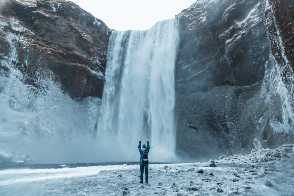 Capodanno 2020 in Islanda - Skogafoss