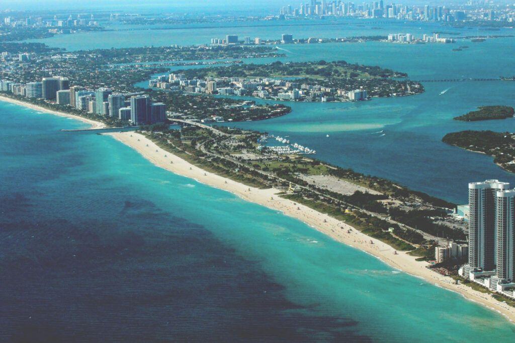 Capodanno in Florida: spiagge infinite.