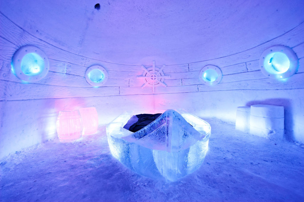 Ice Hotel Lapponia