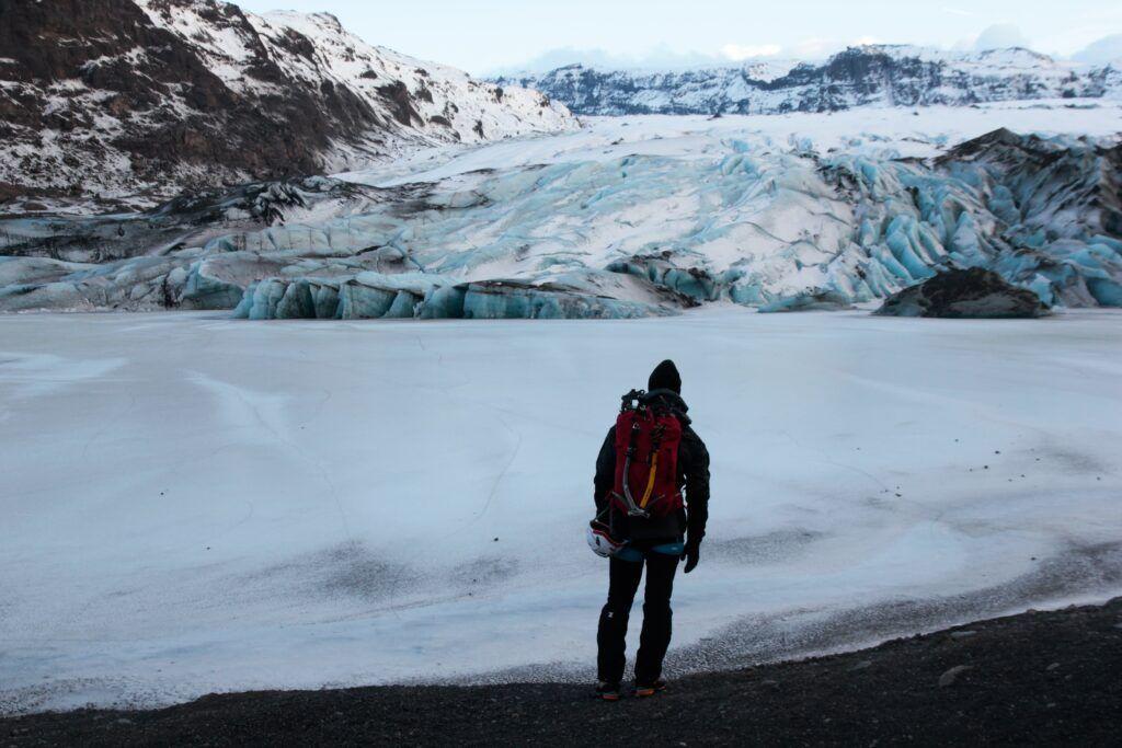 Pietro ghiacciaio Islanda
