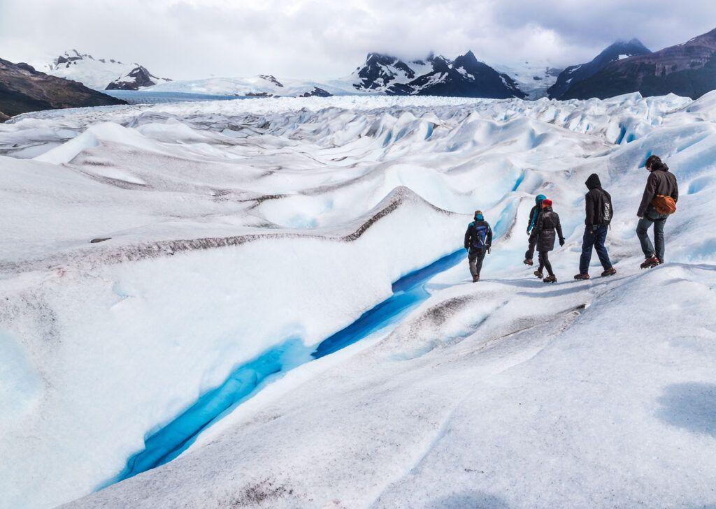 Escursione ghiacciaio