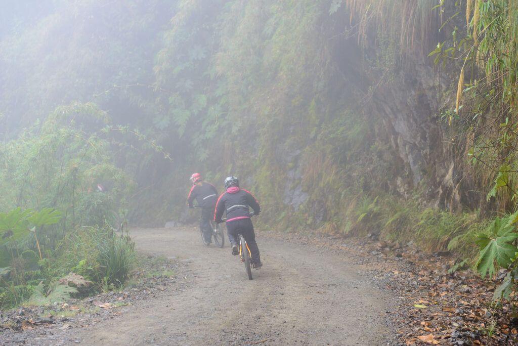 Death Road mountain bike