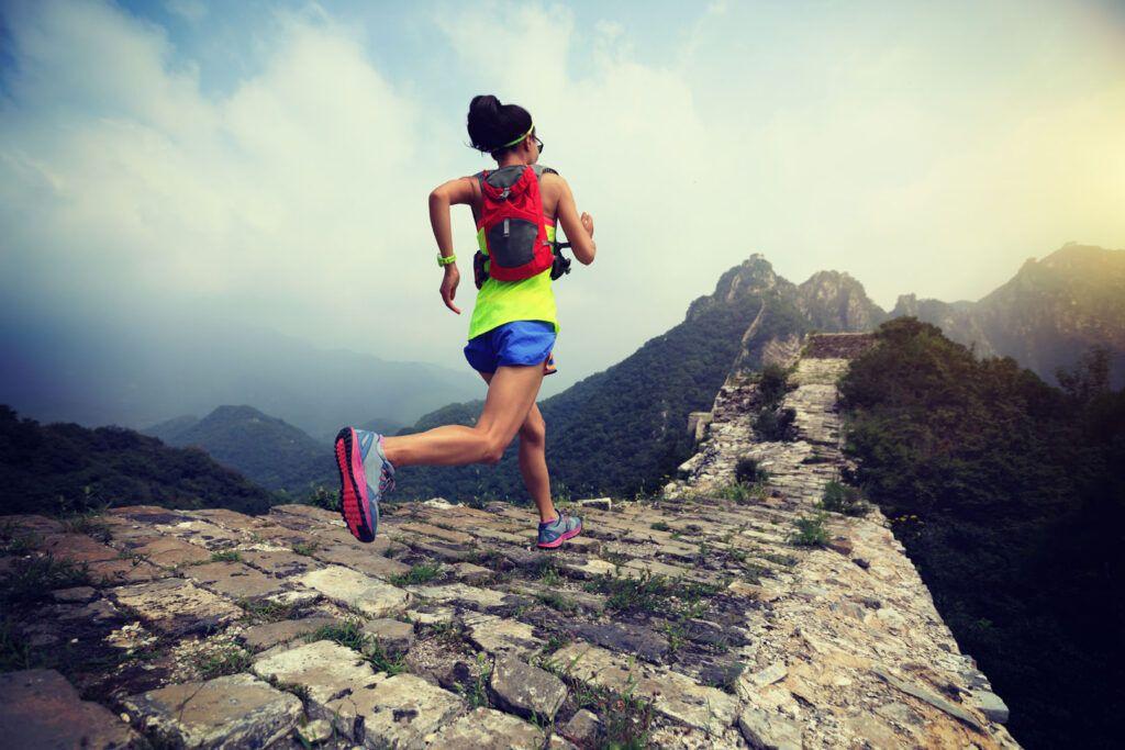 Maratona Grande Muraglia Cinese