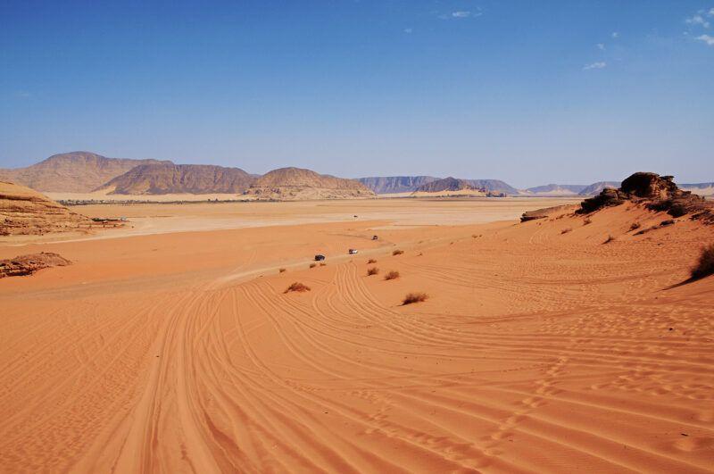 Giordania quando andare Wadi Rum