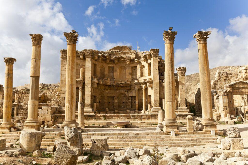 Rovine romane Jerash