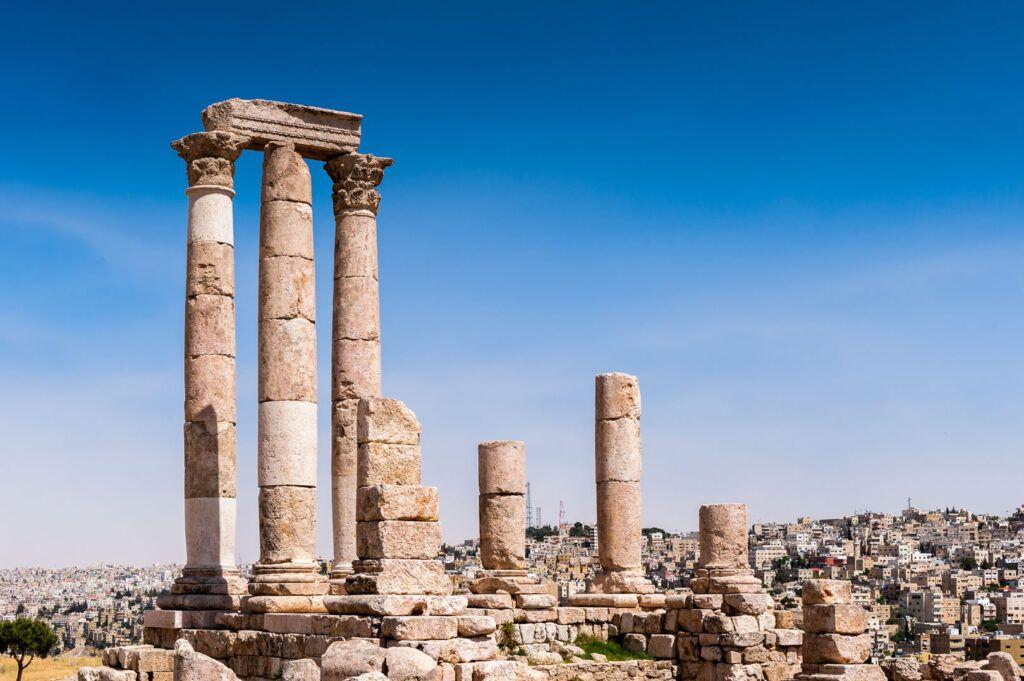 Tempio di Ercole Amman
