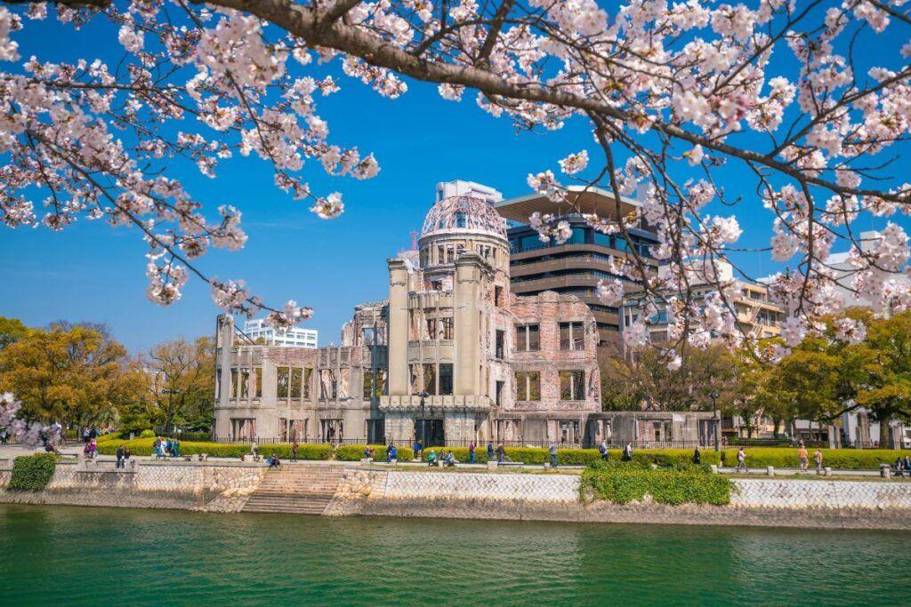 Cose da vedere in Giappone: Hiroshima.