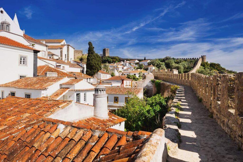 L'incantevole Óbidos