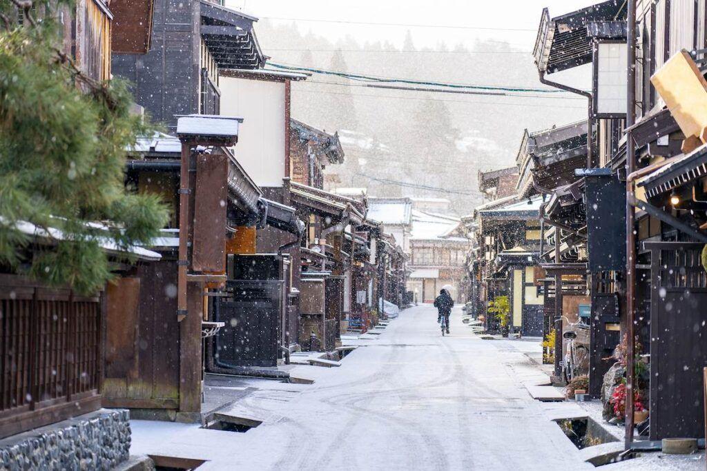 Cosa vedere in Giappone: Antiche case e antiche tradizioni: Takayama.