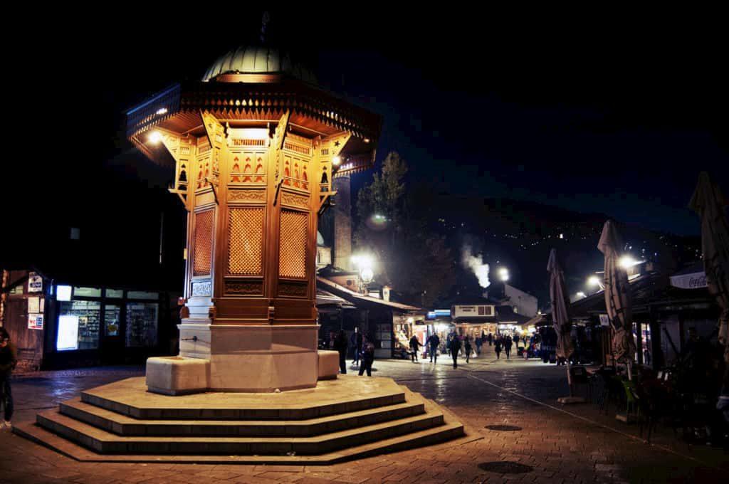 monumento sarajevo