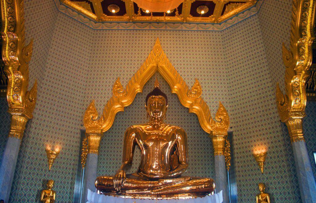 il tempio del Buddha d'oro