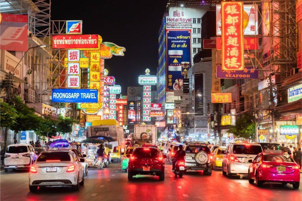 Cosa vedere a Bangkok: Chinatown
