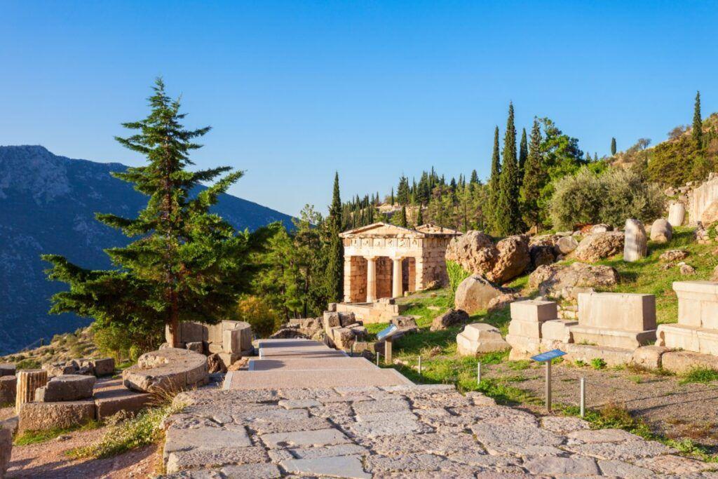 Cosa vedere in Grecia: Delfi