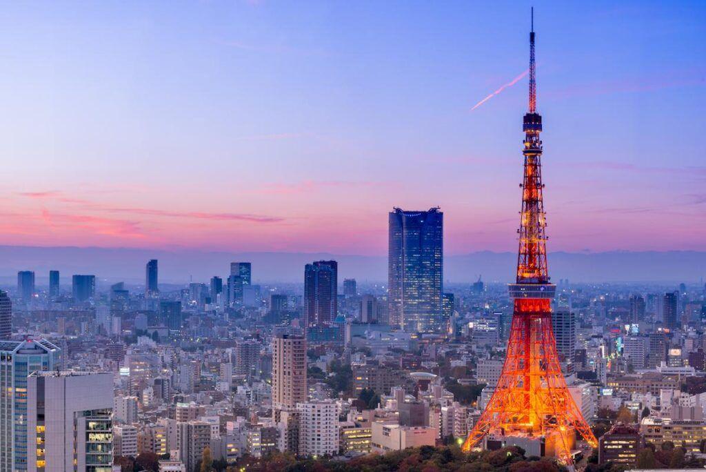 migliori destinazioni di viaggio: Giappone
