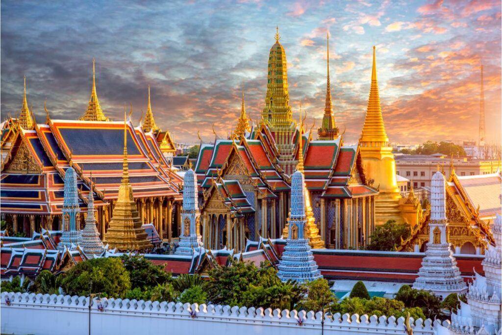 Cosa vedere a Bangkok: il palazzo reale