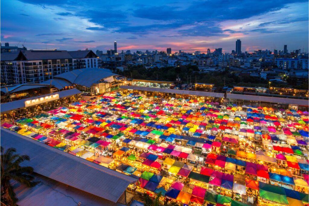 Cosa vedere a Bangkok: il Mercato di Chatuchak