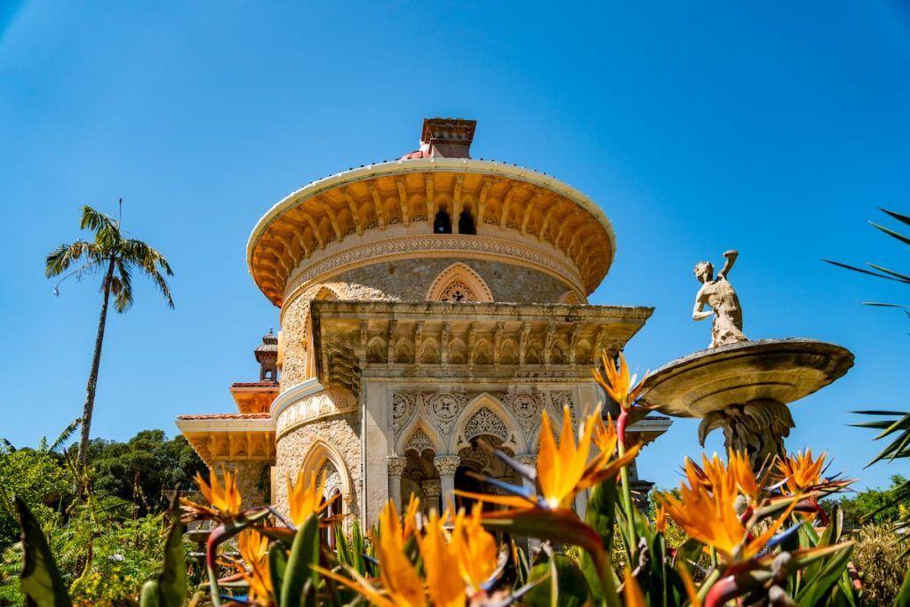 Sintra Palacio de Monserrate
