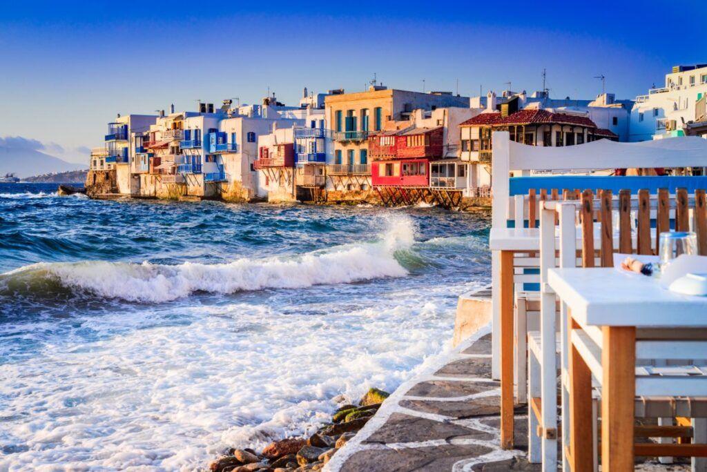 Cosa vedere in Grecia: Mykonos