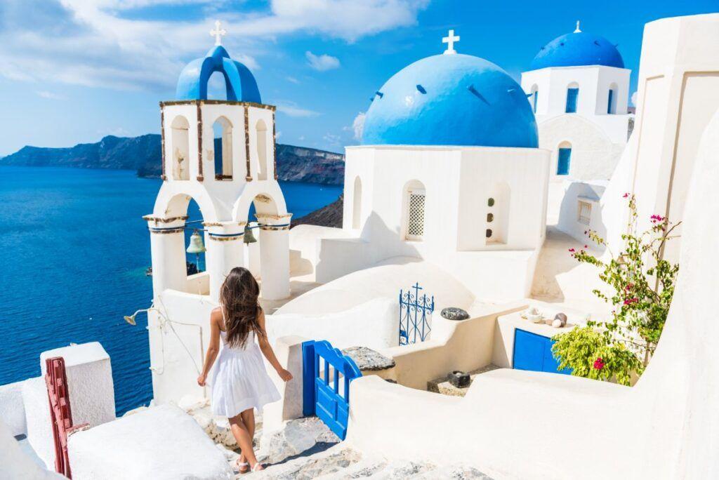 Cosa vedere in Grecia: Santorini
