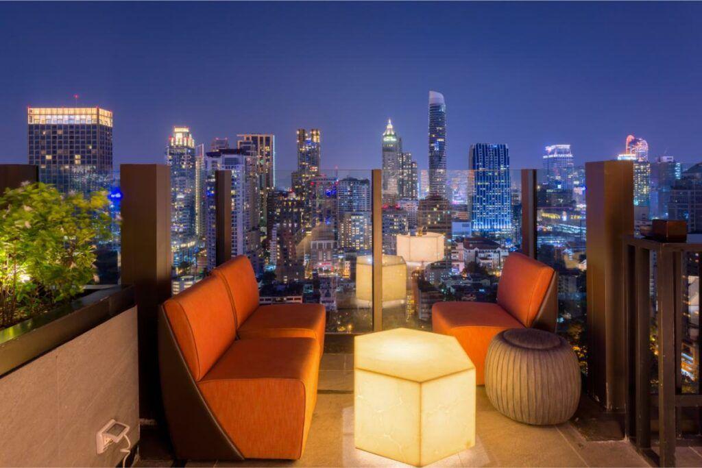Cosa vedere a Bangkok: Sky Bar