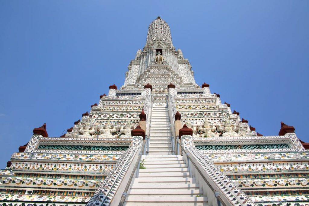 Wat Arun, il tempio dell'alba