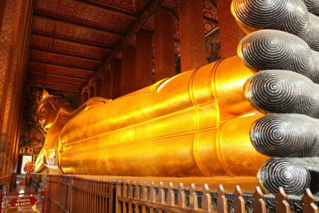 Cosa vedere a Bangkok: il tempio Wat Pho