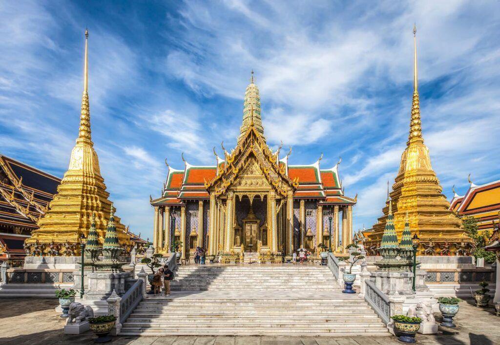 Wat Phra Kaew, il tempio del Buddha smeraldo