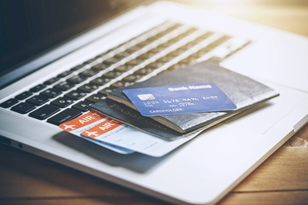 carta di credito e contanti