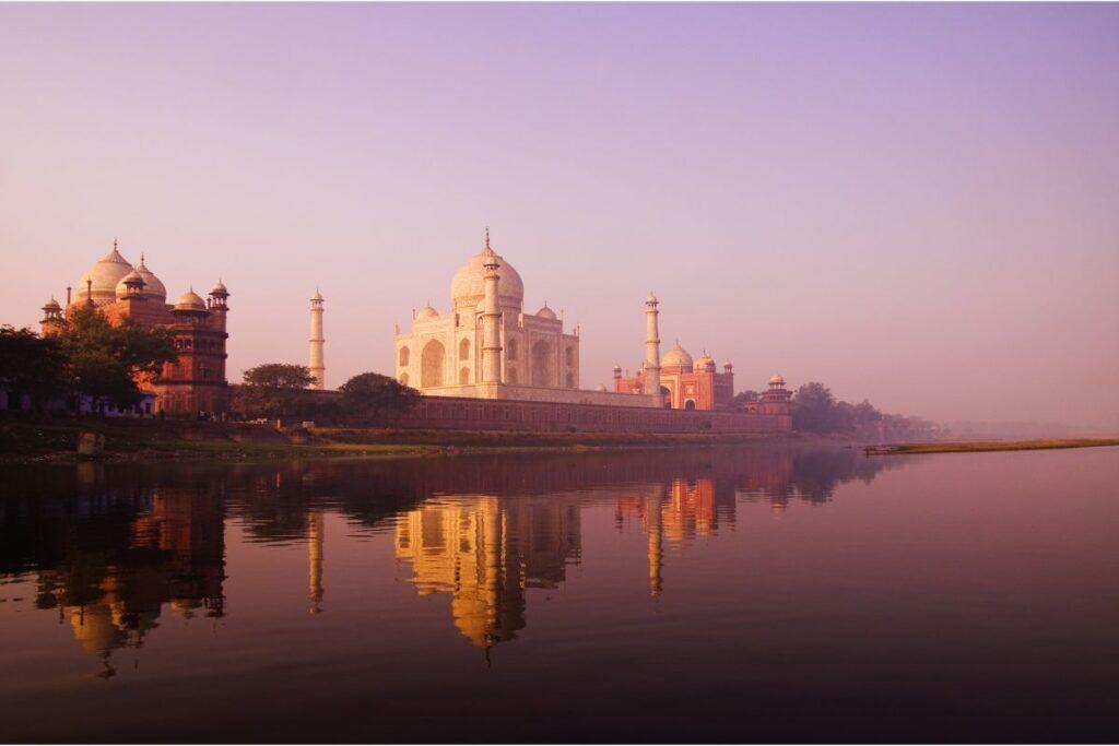 Viaggi per single: Taj Mahal