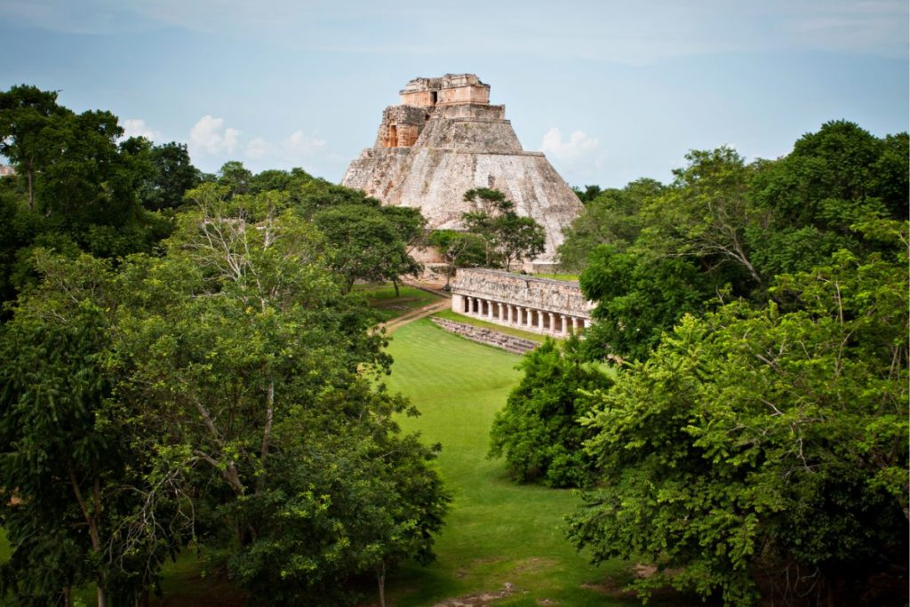 il sito archeologico di Palenque