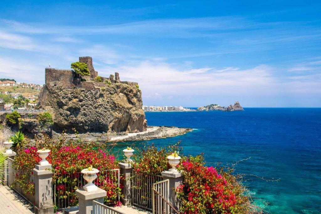 Acicastello, Sicilia