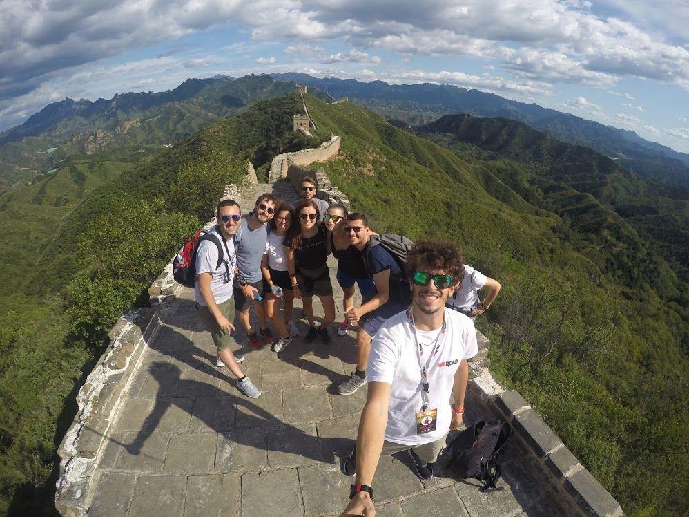 Sette meraviglie del mondo: la Grande Muragli Cinese