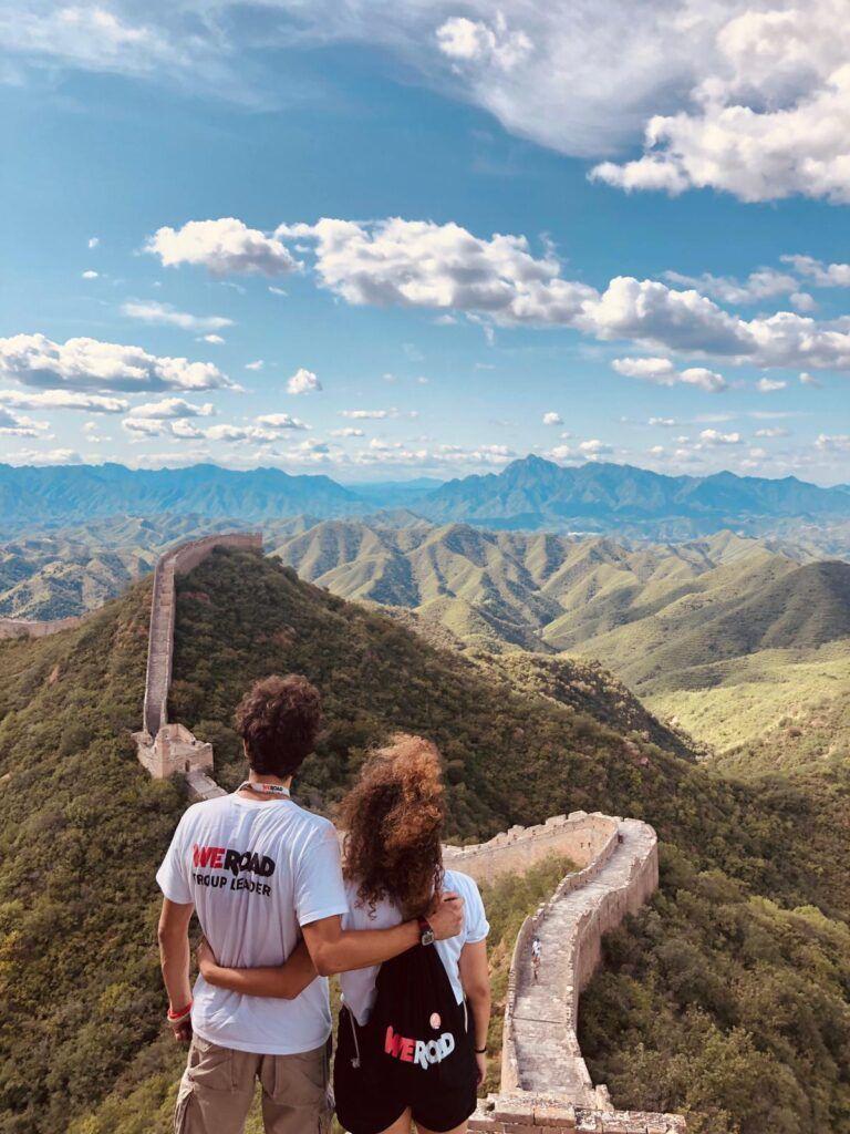 Sette meraviglie del mondo: Grande Muraglia Cinese