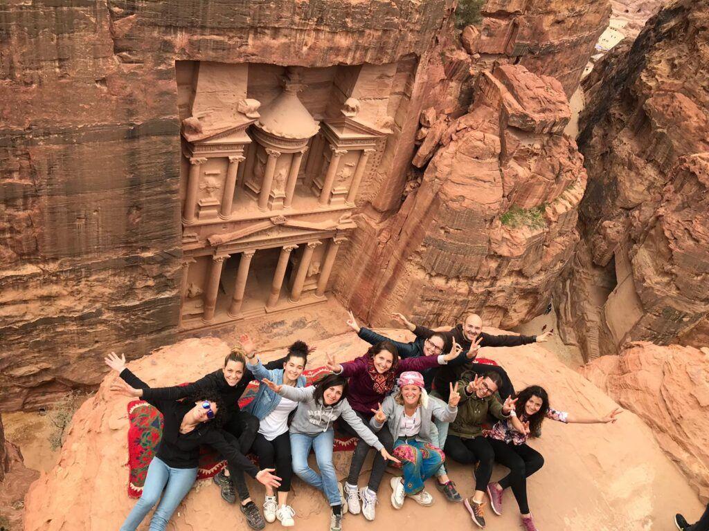 Tesoro di Petra, Giordania